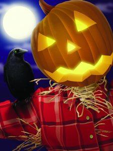 pumpkin-scarecrow